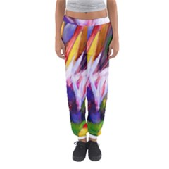 Palms02 Women s Jogger Sweatpants by psweetsdesign