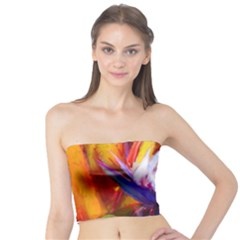 Palms02 Tube Top by psweetsdesign