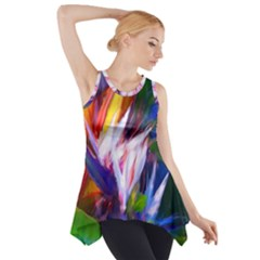 Palms02 Side Drop Tank Tunic by psweetsdesign