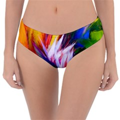 Palms02 Reversible Classic Bikini Bottoms by psweetsdesign
