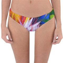 Palms02 Reversible Hipster Bikini Bottoms by psweetsdesign