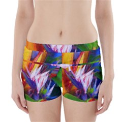 Palms02 Boyleg Bikini Wrap Bottoms by psweetsdesign
