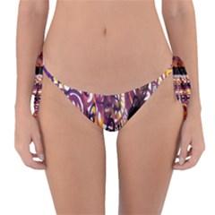 Autumnn Rainbow Reversible Bikini Bottom