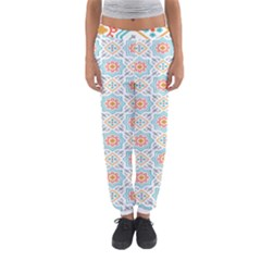 Star Sign Plaid Women s Jogger Sweatpants by Mariart