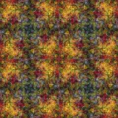 Floral Patchwork By Designsdeborah