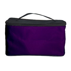 Board Purple Line Cosmetic Storage Case by Mariart