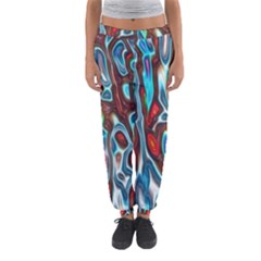 Dizzy Stone Wave Women s Jogger Sweatpants by Mariart