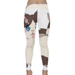 Ragdoll Cat For Life Classic Yoga Leggings by Catifornia