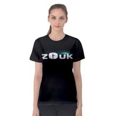 Zouk Dance Women s Sport Mesh Tee by UnicornFashion