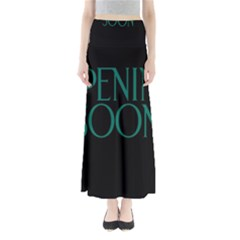 Opening Soon Sign Maxi Skirts by Mariart