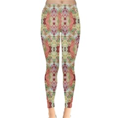 Illustrator Photoshop Watercolor Ink Gouache Color Pencil Leggings  by Mariart