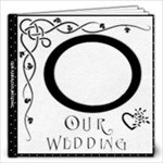 Our Fabulous Wedding Album - 12x12 Photo Book (20 pages)