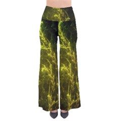 Beautiful Emerald Fairy Ferns In A Fractal Forest Pants by beautifulfractals