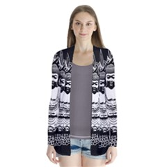 Ornate Buddha Cardigans by Valentinaart
