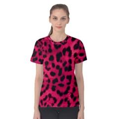 Leopard Skin Women s Cotton Tee