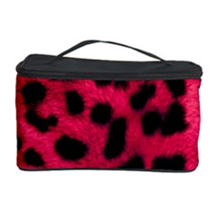 Leopard Skin Cosmetic Storage Case by BangZart