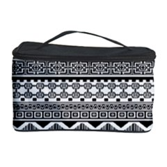Aztec Pattern Design Cosmetic Storage Case by BangZart