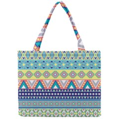 Tribal Print Mini Tote Bag by BangZart