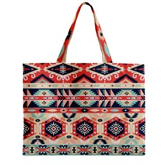 Aztec Pattern Copy Mini Tote Bag by BangZart