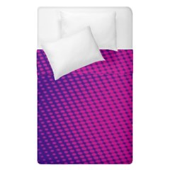 Purple Pink Dots Duvet Cover Double Side (single Size) by BangZart