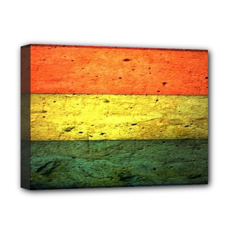 Five Wall Colour Deluxe Canvas 16  X 12   by BangZart