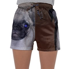 Pug Full 5 Sleepwear Shorts