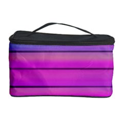 Cool Abstract Lines Cosmetic Storage Case by BangZart