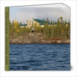 CANADA BOOK - 8x8 Photo Book (30 pages)
