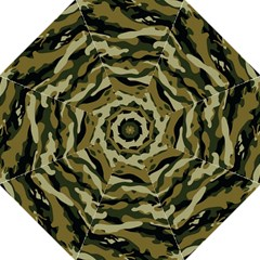 Military Vector Pattern Texture Straight Umbrellas by BangZart