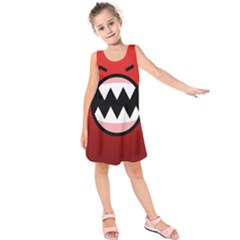 Funny Angry Kids  Sleeveless Dress by BangZart