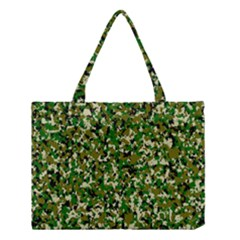 Camo Pattern Medium Tote Bag by BangZart