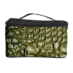 Aligator Skin Cosmetic Storage Case by BangZart