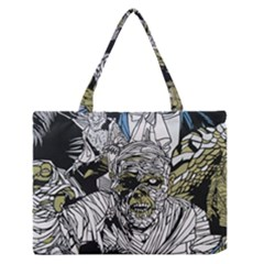 The Monster Squad Medium Zipper Tote Bag by BangZart