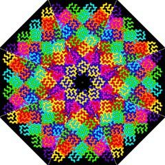 3d Fsm Tessellation Pattern Straight Umbrellas by BangZart