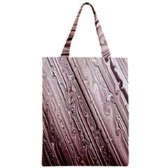 Vintage Pattern Background Wallpaper Zipper Classic Tote Bag by BangZart