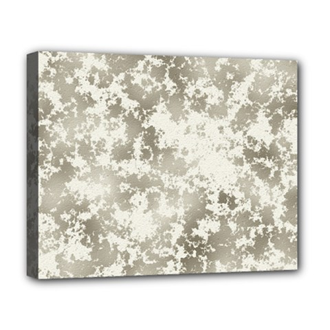 Wall Rock Pattern Structure Dirty Deluxe Canvas 20  X 16   by BangZart