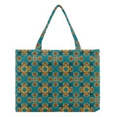 Vintage Pattern Unique Elegant Medium Tote Bag by BangZart