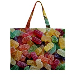 Jelly Beans Candy Sour Sweet Mini Tote Bag by BangZart