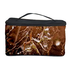 Ice Iced Structure Frozen Frost Cosmetic Storage Case by BangZart