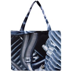 Motorcycle Details Mini Tote Bag by BangZart