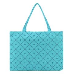 Pattern Background Texture Medium Tote Bag by BangZart
