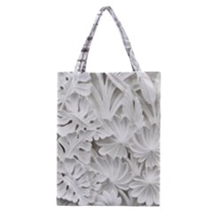 Pattern Motif Decor Classic Tote Bag by BangZart