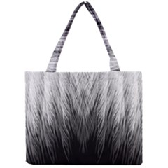Feather Graphic Design Background Mini Tote Bag by BangZart