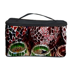 Colorful Oriental Candle Holders For Sale On Local Market Cosmetic Storage Case by BangZart