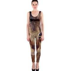 Abyssinian 2 OnePiece Catsuit by TailWags