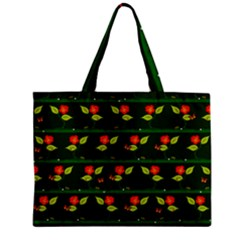 Plants And Flowers Mini Tote Bag by linceazul