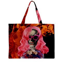 Bride From Hell Zipper Mini Tote Bag by Valentinaart