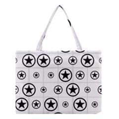 Army Stars Medium Tote Bag by linceazul