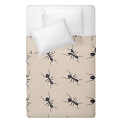 Ants Pattern Duvet Cover Double Side (single Size) by BangZart