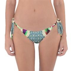 Several Wolves Album Reversible Bikini Bottom by BangZart